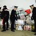 Monopoli (BA). Arrestati due narcos a bordo di un gommone. Trasportavano una tonnellata e mezza di droga per un valore di 14 milioni [VIDEO]