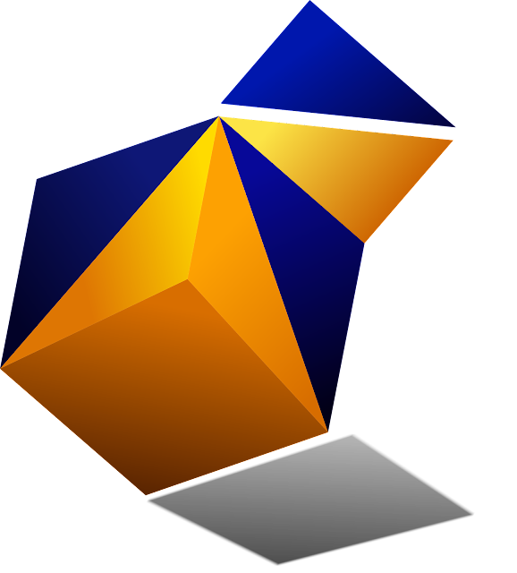 LEARN CORELDRAW: How to Design a Polygonal Shaped Logo