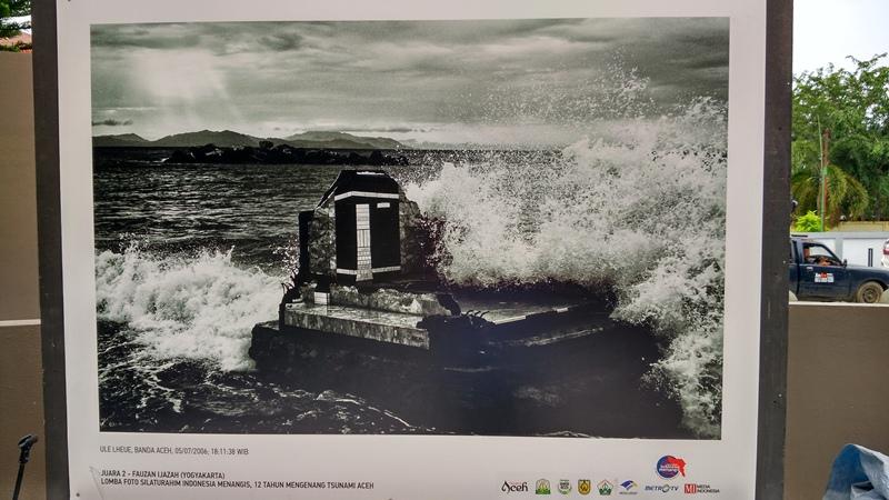 Mengenang 12 Tahun Tsunami Aceh