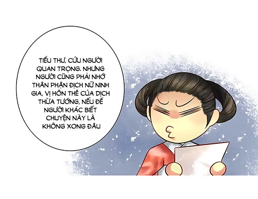 Thiên Niên Minh Vương Cộng Chẩm Miên_Chap 16
