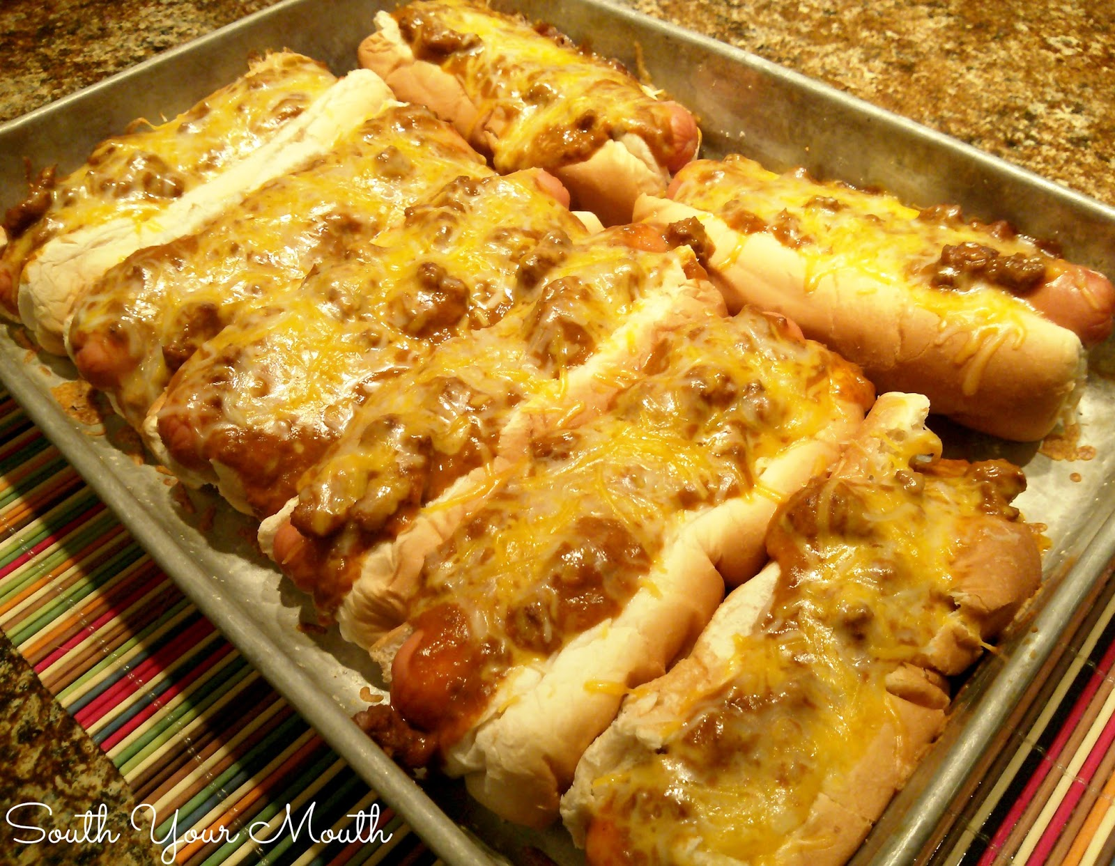 White Hot Dog Buns