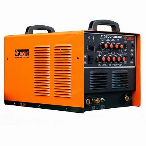 Máy hàn nhôm JASIC Tig 200P AC/DC