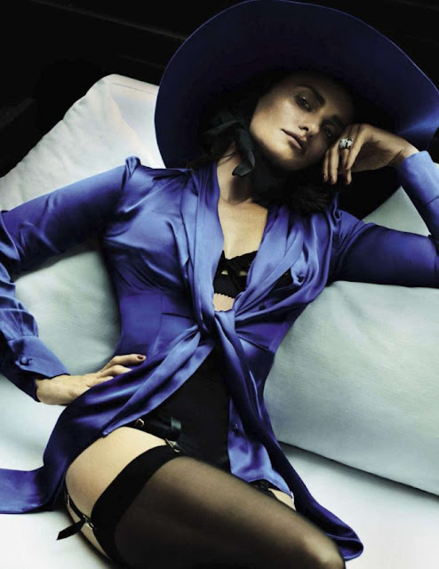 Penelope Cruz – Vogue Spain Magazine