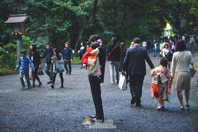 Papa Love - MeiJi Shrine