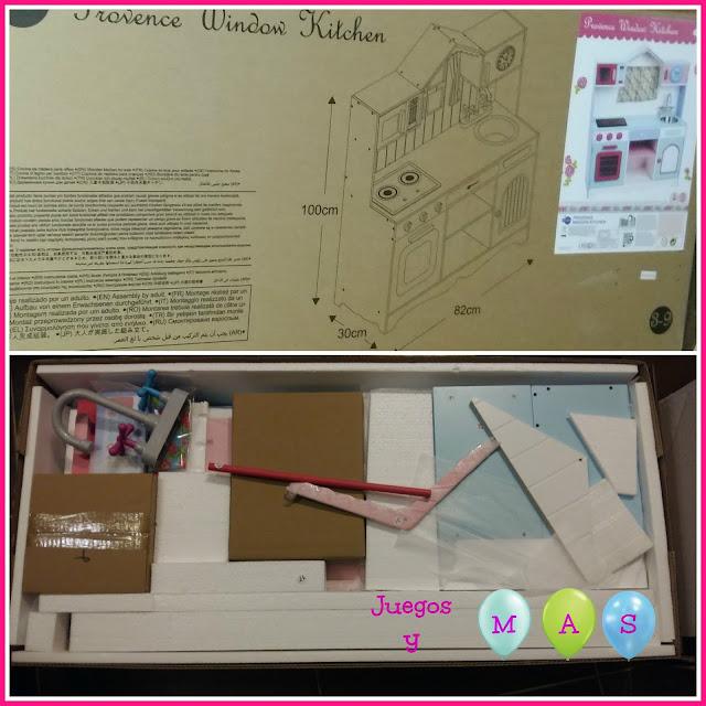 provence window kitchen, juguetes, cocinitas, cocinas infantiles, cocinas para niños, juegos de imitacion, Imaginarium