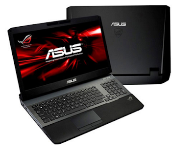 Asus ROG G75VW Driver Support Windows 7 32bit and 64bit