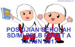 Foppsi Tungkal Jaya Pos Us Sd Mi Paket A Ula Tp 2016 2017