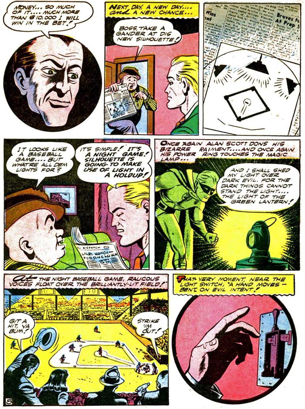 Read online All-American Comics (1939) comic -  Issue #52 - 10