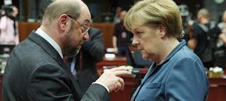 Το... μετέωρο βήμα του μεγάλου συνασπισμού προς μια νέα ΕΕ