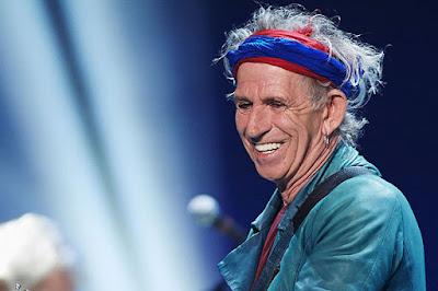 """Keith Richards compartió """"Big Town Playboy"""", otro inédito de la reedición por el 30º aniversario de """"Talk Is Cheap"""""""