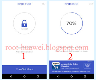 How to root Huawei GR5 without PC