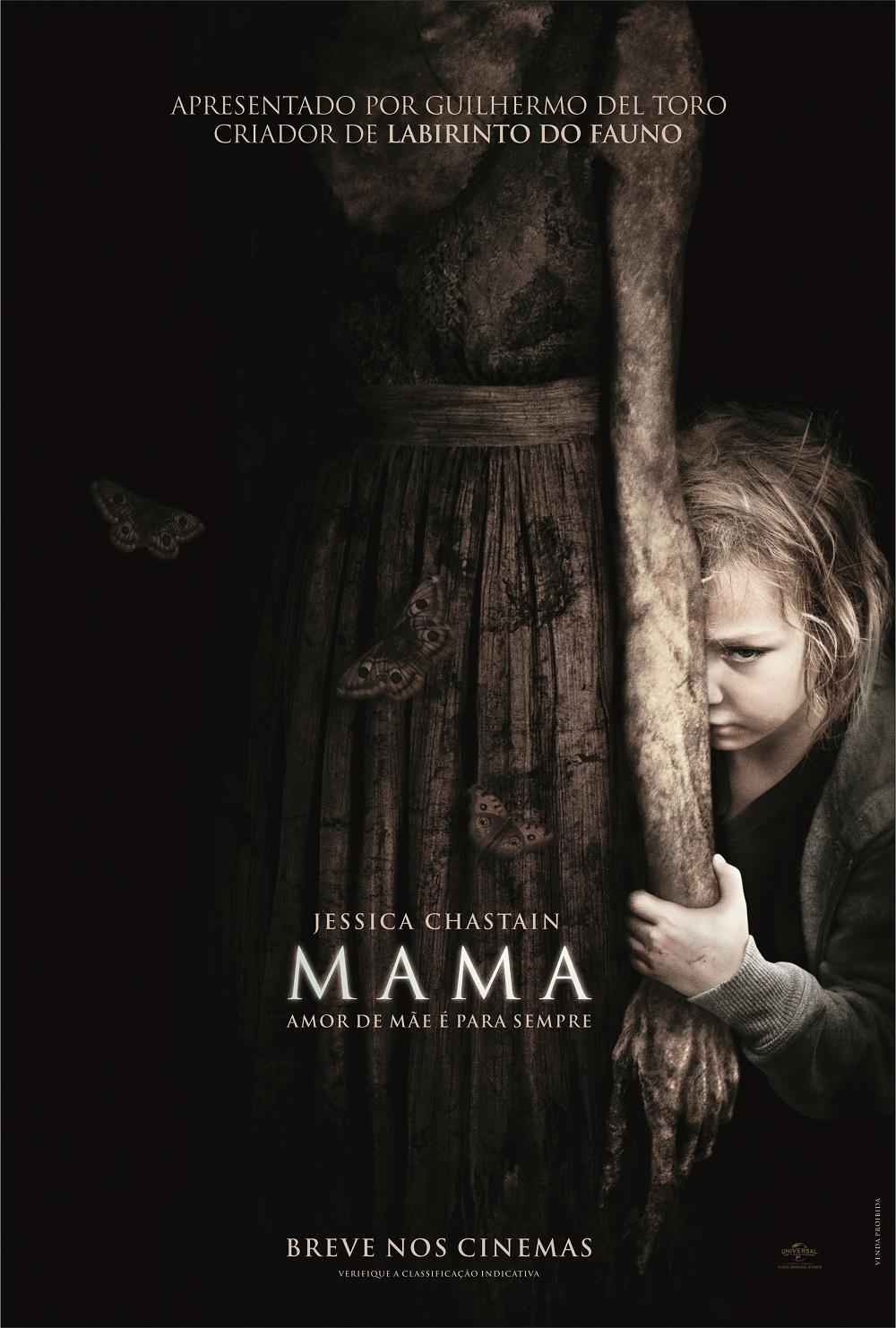 AngryVader's Movie Blah...: Mama (2013) - Movie Review