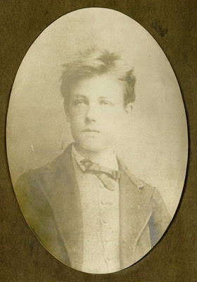 Arthur Rimbaud 1854-1891 (collection privé)