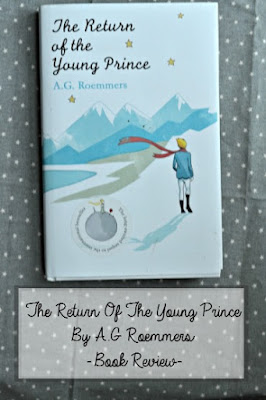 The return of the young prince by A.G Roemmers book review