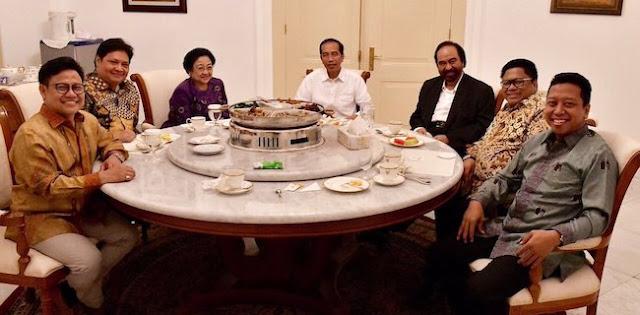 Koalisi Jokowi Goyang Jika Gugatan Perindo Dikabulkan