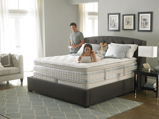 life with 4 boys the search for the elusive perfect night 39 s sleep with serta. Black Bedroom Furniture Sets. Home Design Ideas