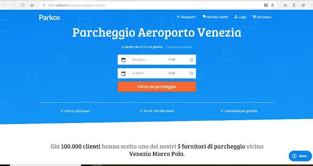 marco polo venezia aeroporto