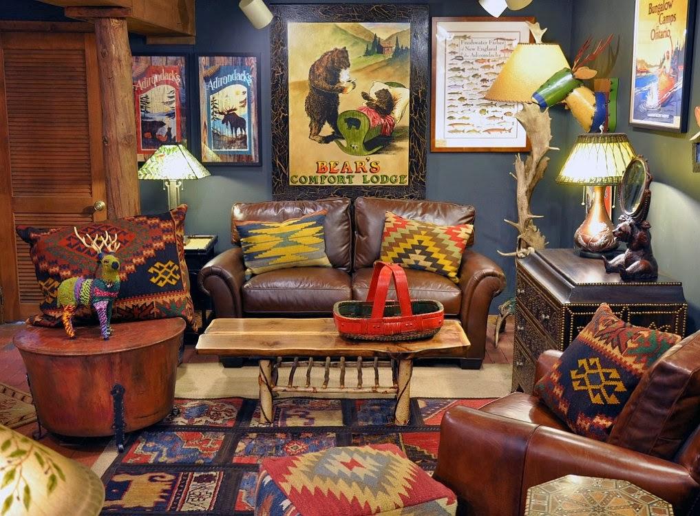 Monthly inspiration adirondack style - Adirondack style bedroom furniture ...