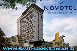 Lowongan Hotel Novotel Pekanbaru Februari 2018
