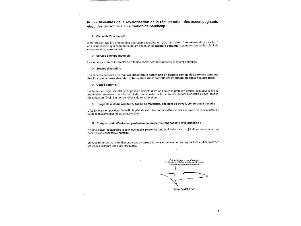 Intersyndicale contre la pr carit dans l 39 ducation - Grille indiciaire des redacteurs territoriaux ...