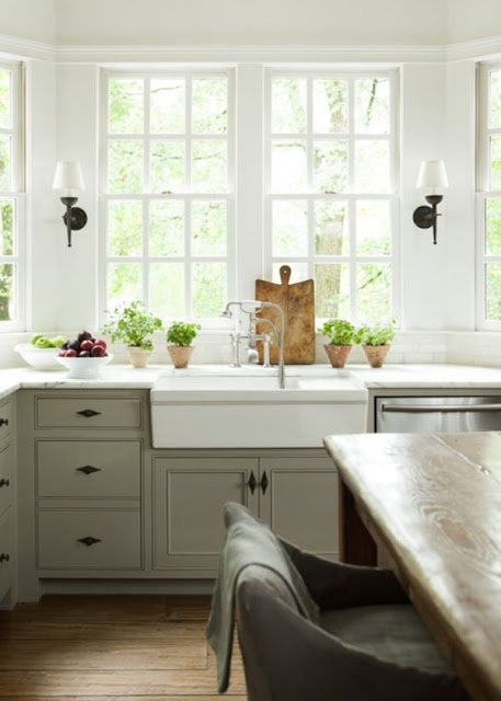 Chic Country Style Kitchens 3