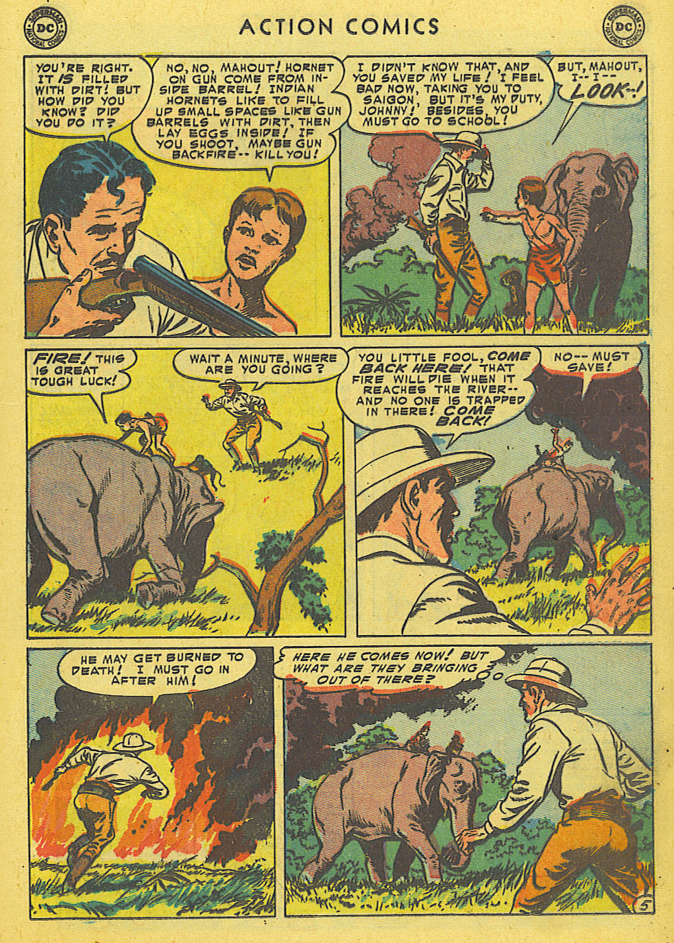 Action Comics (1938) 191 Page 20