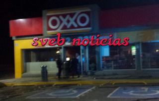 Hombres armados incendian un Oxxo en Penjamo Guanajuato