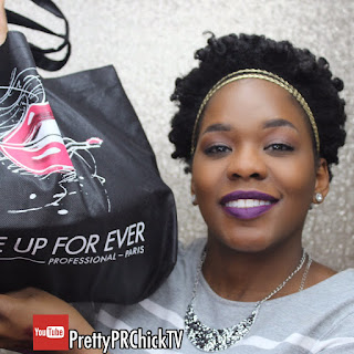 The Makeup Show NYC 2017 Haul| PrettyPRChickTV