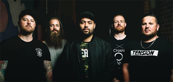 "Cold Ground release video for new song ""Ascended"""