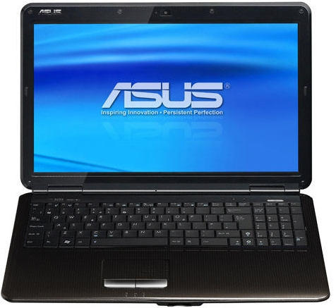 Asus K50IJ CNF-7129 Camera Driver Windows