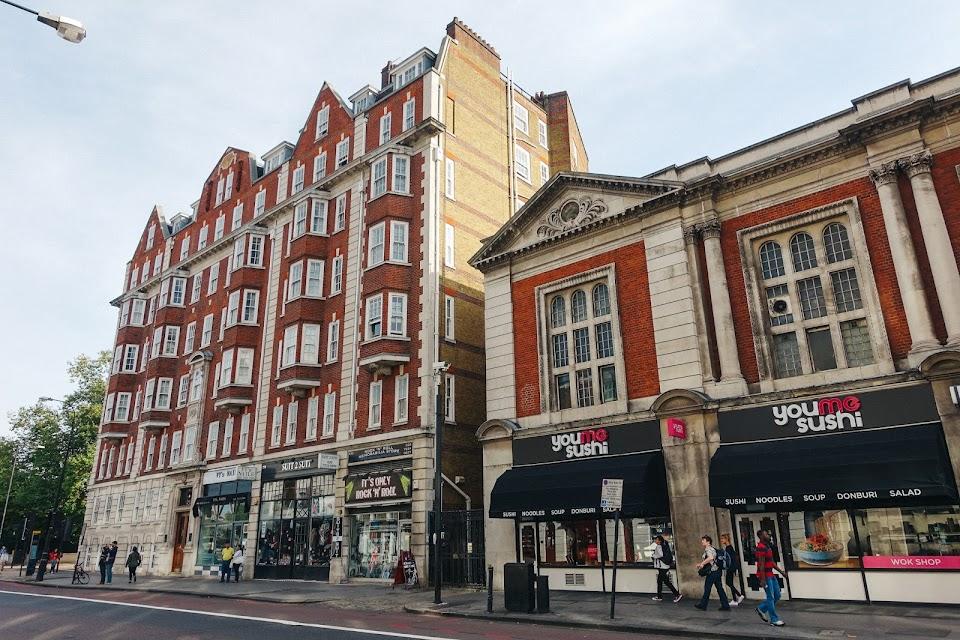 ベイカー・ストリート(Baker Street)