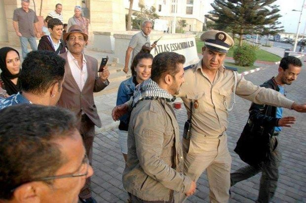 Salman Khan Taking Horse Riding Lessons for 'Tiger Zinda Hai'