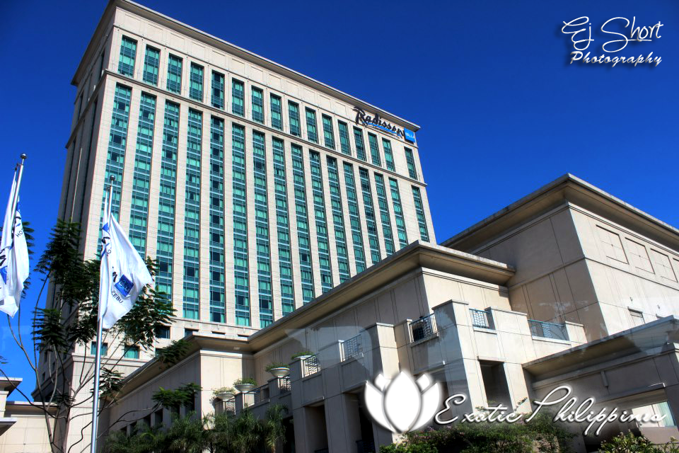 Hotel Review Radisson Blu Hotel Cebu