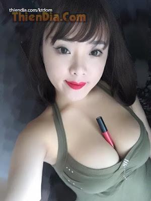 Hot girl giang cao vú to rất dâm là đây