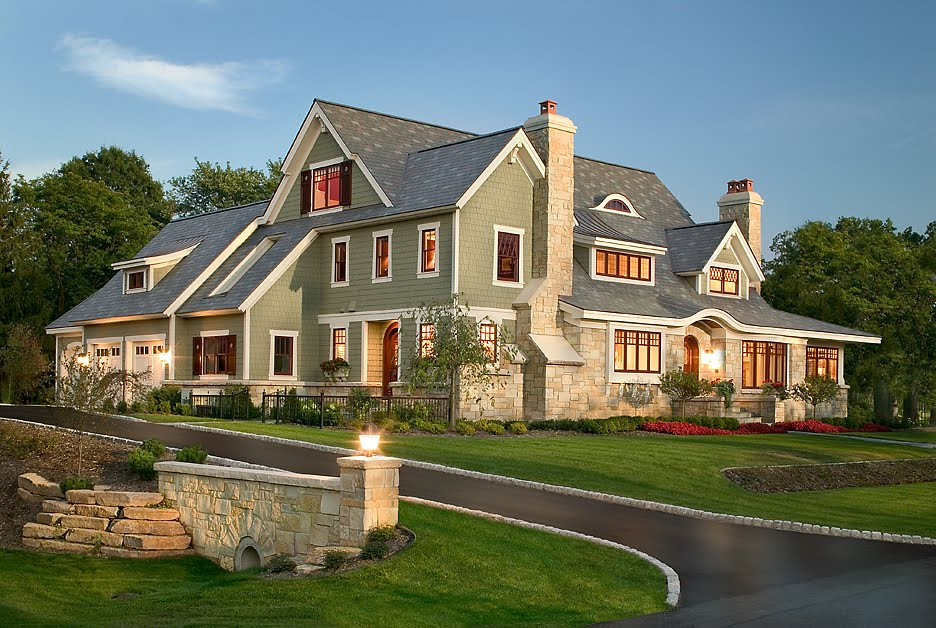 Architectural Tutorial: Shingle Style