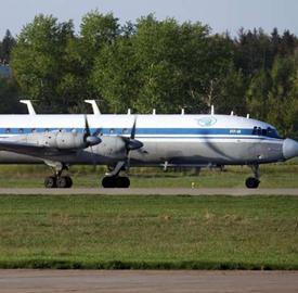 Avião militar cai na Rússia com 39 pessoas e todos sobrevivem