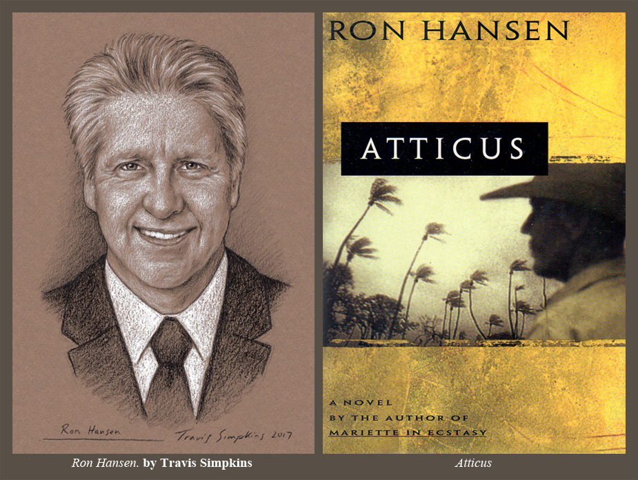 an analysis of atticus by ron hansen It looks like you've lost connection to our server please check your internet connection or reload this page.
