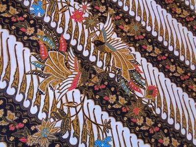 Seragam Batik Printing kalinggo batik Motif A1