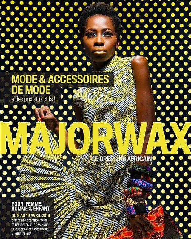8 adresses g niales o shopper des cr ations wax uniques - Salon afrique unie ...