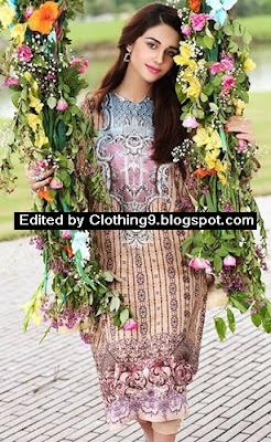 Nishat Linen Saavan Magazine / Catalog