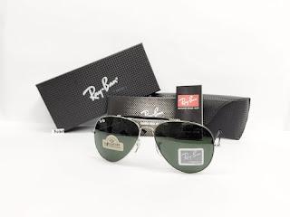 Kacamata Sunglass Rayban Gading 3030 UV