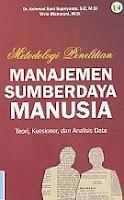 Metodologi Penelitian Manajemen Sumberdaya Manusia – Teori, Kuesioner, dan Analisis Data