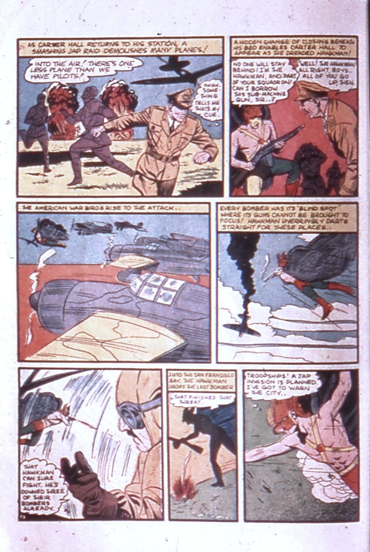 Read online All-Star Comics comic -  Issue #11 - 8