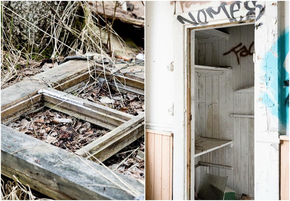 Kruunuvuoren huvila-alue, Helsinki, vanhat hylätyt huvilat, Laajasalo, hylätty talo, hylätyt rakennukset, Kruunuvuori, vanhat huvilat, huvila-alue, rappiotalo