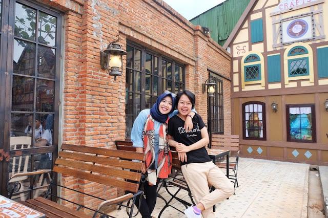 GiggleBox Village - Kompol Maksum Semarang