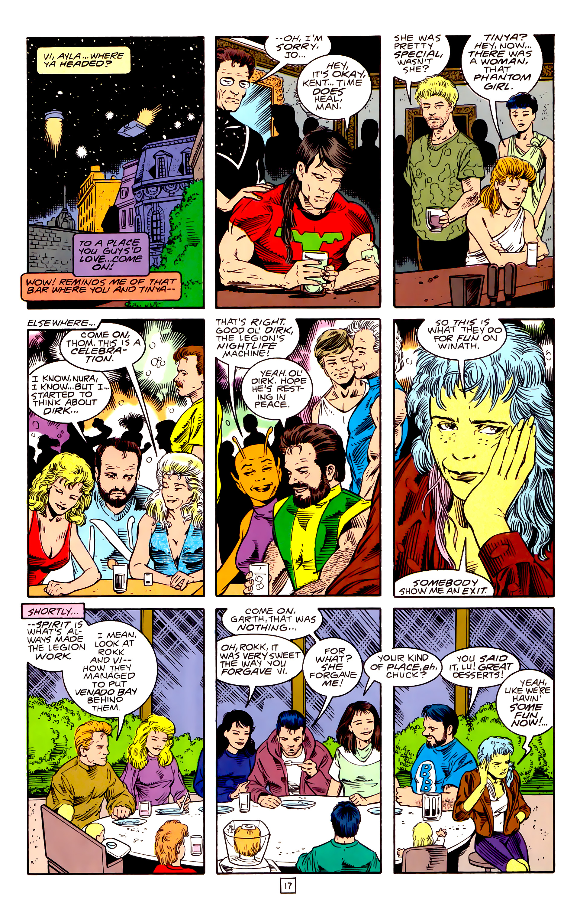 Legion of Super-Heroes (1989) _Annual_3 Page 44