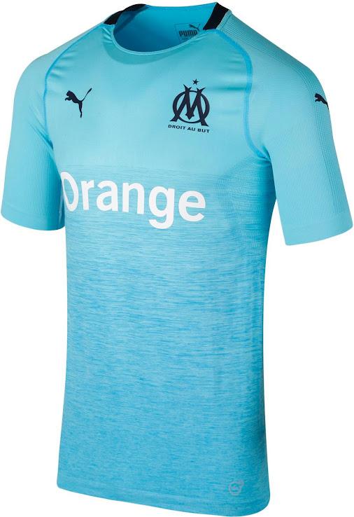c4369b34b3f No More Adidas - Puma Olympique Marseille 18-19 Home