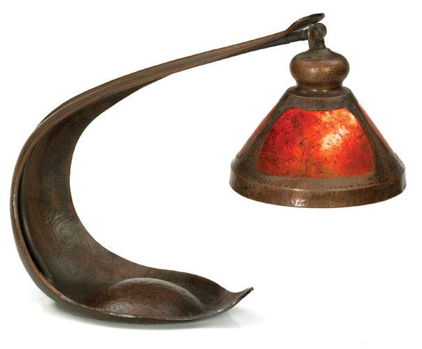 Design Lampu Tembaga