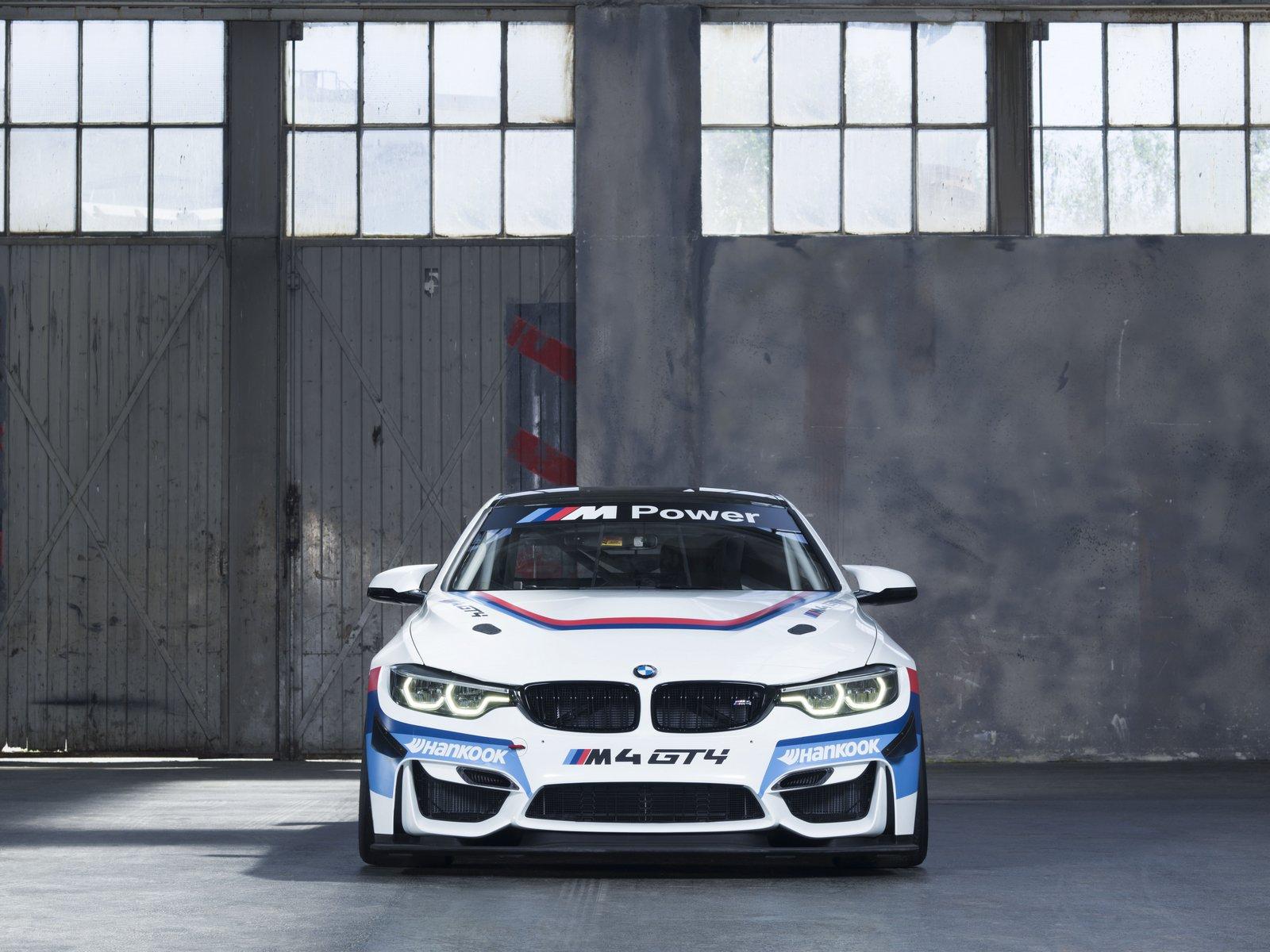 2014 - [BMW] M3 & M4 [F80/F82/F83] - Page 26 BMW-M4-GT4-4