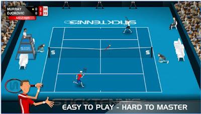 الصور للعبة Stick Tennis